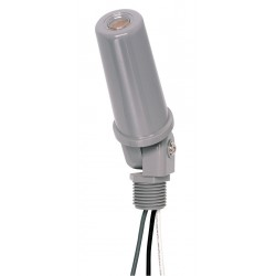 Intermatic - K4251 - Photocontrol, 120VAC Voltage, 1800 Max. Wattage, Stem and Swivel Mounting