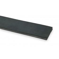 Apache Hose & Belting - 20017500-12 - Conveyor Belt, 2 Ply 220, Black, W 12 In