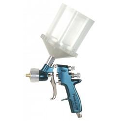 DeVilbiss - FLG-CNG-115 - Gravity Spray Gun, 0.059In/1.5mm