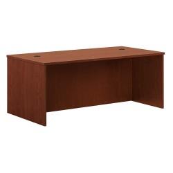basyx (HON) - HBL2101.A1A1 - Office Desk Shell, 72 x 29 x 36 In, Cherry