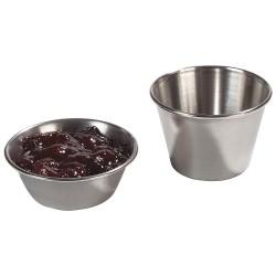 Carlisle FoodService - 602500 - Sauce Cup, SS, 2.5 oz., PK144