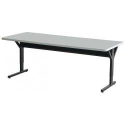 Balt / MooreCo - 89862 - Computer Desk, 72 x 33-1/2 x 30 In, Gray