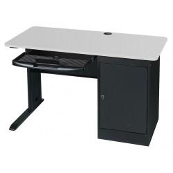 Balt / MooreCo - 90106 - Computer Workstation, 48x29x24 In, Gray