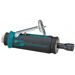 Dynabrade - 48325 - Straight Air Die Grinder, 0.4 HP HP with 1/4 Collet