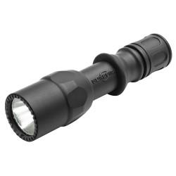 SureFire - G2ZX-C-BK - SureFire G2ZX CombatLight Single-Output LED - CR123A - Anodized AluminumBezel, NitrolonBody, PolymerBody, Polycarbonate - Matte Black, Black