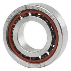 NTN-SNR - 7003CVDUJ74 - Angular Contact Bearing, 17mm, OD 35mm, PK2