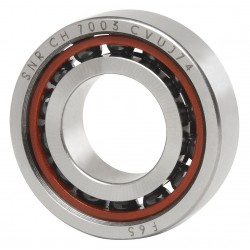 NTN-SNR - 7012CVDUJ74 - Angular Contact Bearing, 60mm, OD 95mm, PK2