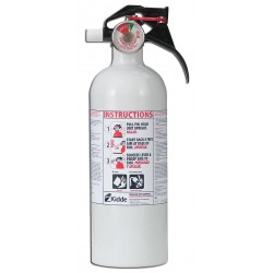 Kidde Fire and Safety - 466179N - 2lb Bc Mariner Fire Extinguisher