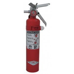 Amerex - B403T - Dry Chemical Fire Extinguisher with 2.5 lb. Capacity and 10 sec. Discharge Time