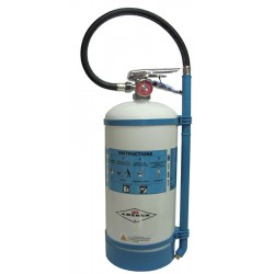 Amerex - B270NM - Wet Chemical Fire Extinguisher with 12.68 lb. Capacity and 72 sec. Discharge Time