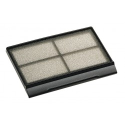 Epson - EPSV13H134A29 - Plastic Projector Replacement Air Filter, White/Black