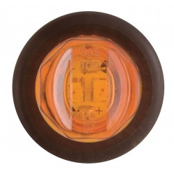 Optronics - MCL12AKBPG - Clearance/Marker Lamp, Single Diode