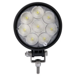 Optronics - TLL45FBPG - Work Lamp, Clear, Round