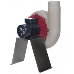 Plastec Ventilation - STORM14ST4P - Blower, D/D, 230/460V, 1/2HP