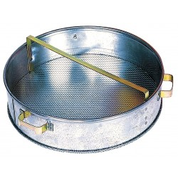 "Justrite - 27903 - Justrite 13 3/4"" X 13"" Steel Drain Basket (For 27713, 5 Gallon 27605 Dip Tank)"