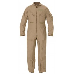 Propper - F51154622152R - Coverall, Chest 51 to 52In., Tan