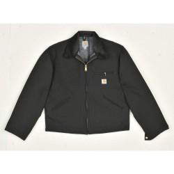 Carhartt - J001 BLK 4XL REG - Jacket, Blanket Lined, Black, 4XL