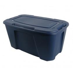 Other - 6550GRRB.04 - Storage Tote, Blue, 18-1/2H x 38-1/8L x 24W, 1EA