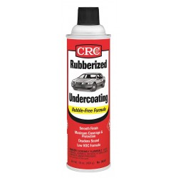 CRC - 05347 - Black Rubberized Undercoating, 20 oz. Container Size