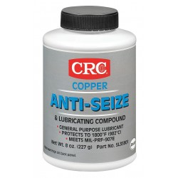 CRC - SL35901 - Anti Seize Compound, 8 oz. Container Size, 4 oz. Net Weight