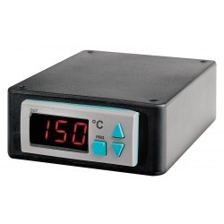 BriskHeat - SDC120JC-A - Temperature Controller, 120VAC Input Voltage, Switch Function: ON/OFF