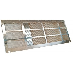 Frigidaire - 5304480557 - Exterior Grille, 16-1/16 Width, 42 Height, 1 Depth, For Use With Any Frigidaire PTAC