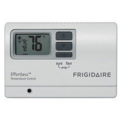Frigidaire - 5304482700 - Wired Thermostat, For Use With Any Frigidaire PTAC