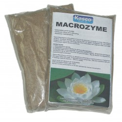 Kasco - MZ8C - Pond Bacteria Enzyme, Case of 40 - 8 oz Water soluble bags