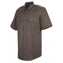 Horace Small - HS1284 SS XXL - Sentry Shirt, Womens, SS, Brown, 2XL