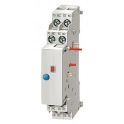 Siemens - 3RV19211M - Contact Block, Signal Switch - Individual Tripped and Short Circuit 1NO/1NC Each Type