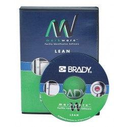 Brady - 20700L - 20700l / Markware Lean Tools Edition Soft Kit