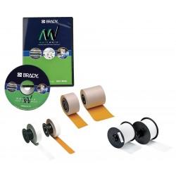 Brady - 105089 - Brady 16 X 22 X 22 Multiple MiniMark Printer Supply Kit, ( Each )