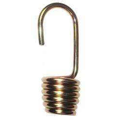 Bulk-Strap - DH10 - Bungee Hook, 2-15/16 In.L, 1-1/4 In.W, PK4