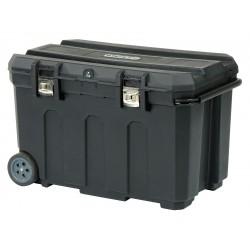 "Stanley / Black & Decker - 029025R - Plastic Rolling Tool Box, 19-1/8""H x 29-7/8""W x 18-5/8""D, 5337 cu. in., Black"