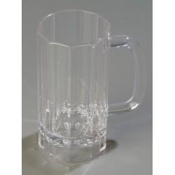 Carlisle FoodService - 4396507 - Mug, 16 oz., Clear, PK12