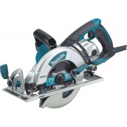 "Makita - 5377MG - 7-1/4"" Worm Drive Circular Saw, 4500 No Load RPM, 15.0 Amps, Blade Side: Left"
