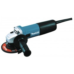Makita - 9557NB - Makita 9557NB 120V 37347 In Slide Switch AC/DC Angle Grinder