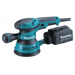 Makita - BO5041K - Var/Speed Random Orbit/Sanr W/Hdl, 5 In