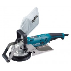 Makita - PC5001C - 5 Concrete Planer, 10, 000 No Load RPM, 10 Amps @ 120V, Trigger Switch Type