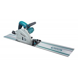 Makita - SP6000J1 - 6-1/2 Plunge Saw and Rail, 2000 to 5200 No Load RPM, 12 Amps @ 120V