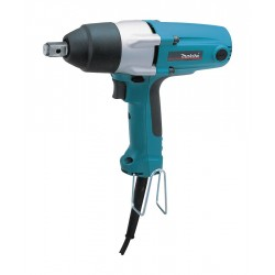 "Makita - TW0200 - 1/2"" Impact Wrench, 120VAC Voltage, Detent Pin, 150 ft.-lb. Max. Torque"