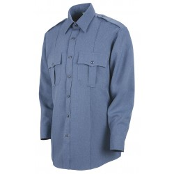 Horace Small - HS1133 16 33 - Sentry Plus Shirt, Blue, Neck 16 In.
