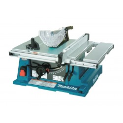 "Makita - 2705 - 10"" Contractor Table Saw, 15.0 Amps, Blade Tilt: Left, 5/8"" Arbor Size, 4800 No Load RPM"
