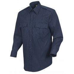 Horace Small - HS1112 16 32 - New Dimension Stretch Dress Shirt, Navy