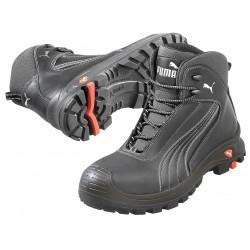 Puma - 630515 08 - 6H Men's Boots, Composite Toe Type, Black, Size 8EE