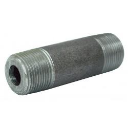 Beck / Anvil - 0332721208 - 1 Black Steel Nipple, 6 ...