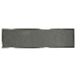Mars Air Systems - J0242 - Alum Mesh Filter, 1/4In Dx12-1/8Hx41-3/4W