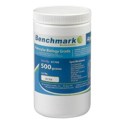 Benchmark Research - A1705 - 500g HDPE Agarose with Shelf Life of 5 Years