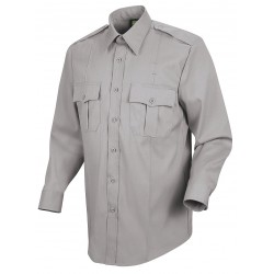 Horace Small - HS1122 19 34 - Deputy Deluxe Shirt, Gray, 19 In.