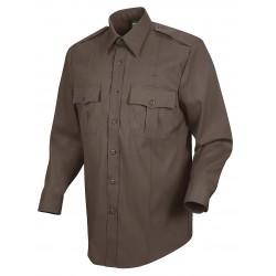 Horace Small - HS1172 RG XL - Deputy Deluxe Shirt, Womens, Brown, XL